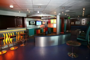 Liberty of the Seas Teen Zone- Image courtesy of Royal Caribbean