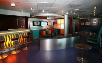 Liberty of the Seas Teen Zone- Image courtesy of Royal Caribbean