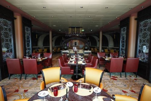 Tuscan Grille onboard Celebrity Silhouette- Image courtesy of Celebrity Cruises