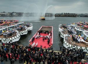 Viking River has christened a number of ships this spring and summer, with another new ship scheduled to hit the water in September 2013. Image courtesy of Viking River Cruises.