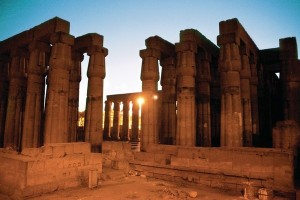 Temple of Luxor- Image courtesy of Seabourn