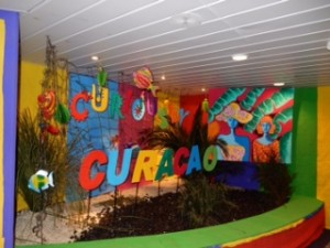 CNM World Cruise Curacao Curiously Curacao