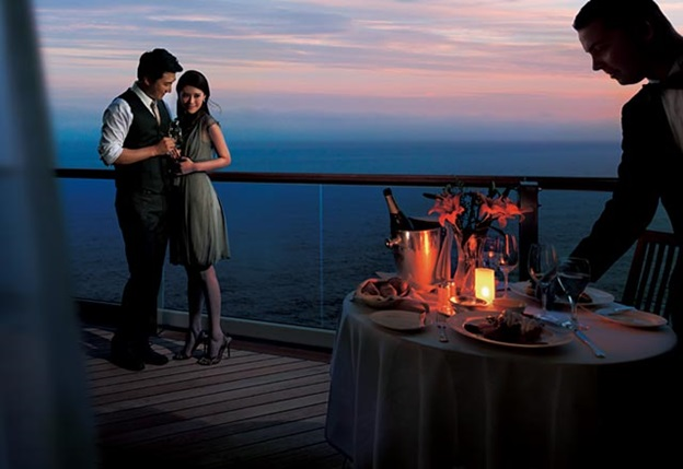 The Ultimate Dining On A Princess Cruise The Romantic