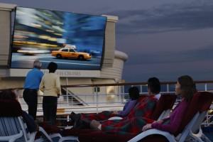 Princess Cruises Movies Under the Stars