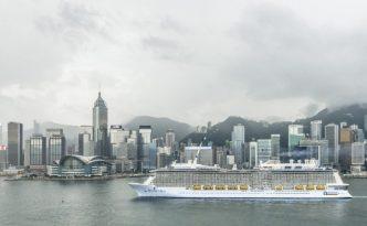 Ovation of the Seas image courtesy of Royal Caribbean